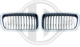 BMW E38 решетка радиатора