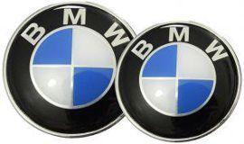 BMW E34 шильдик