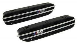 BMW E60 жабры в крылья