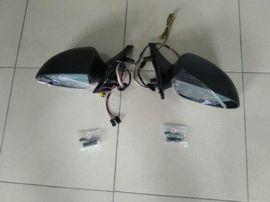 BMW E60 зеркала с подсветкой