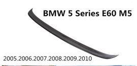 BMW E60 спойлер
