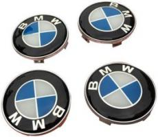 BMW E34  колпачки в диски