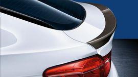 BMW X6 спойлер