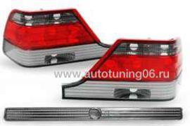 MERCEDES-BENZ S140 задние фары рестайлинг
