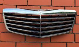 MERCEDES-BENZ W211 решетка радиатора рестайлинг