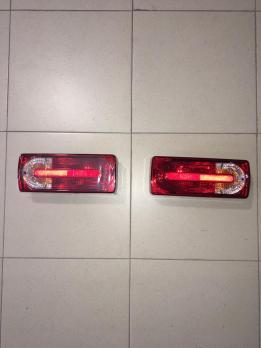 Задние фонари Mersedes-Benz G-klasse