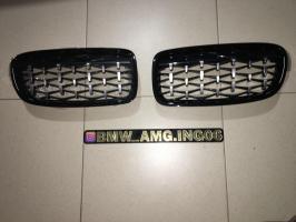 Решетка радиатора (ноздри) BMW F30