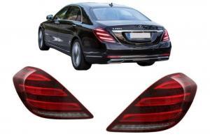 Задние фонари Mersedes-Benz W222 Depo
